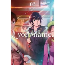 Kimi no Na Wa. -Your Name.-, Vol. 02