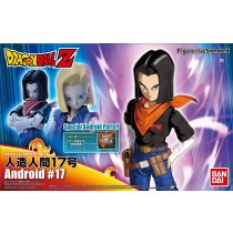 DRAGON BALL Z FIGURE RISE ANDROID #17