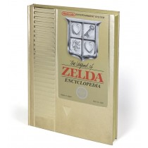 The Legend of Zelda Encyclopedia Deluxe Edition HC