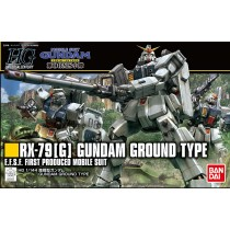 HGUC RX-79 [G] GUNDAM GROUND TYPE 1/144 - GUNPLA