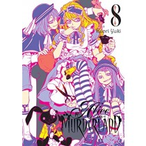 Alice in Murderland, Vol. 08
