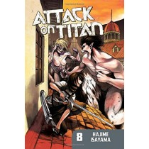 Attack on Titan, Vol. 08