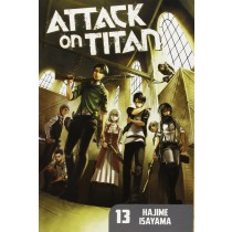 Attack on Titan, Vol. 13
