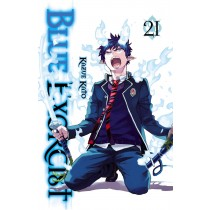 Blue Exorcist, Vol. 21
