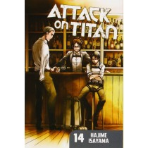 Attack on Titan, Vol. 14
