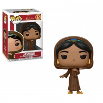 POP! Vinyl: Disney: Aladdin - Jasmine in Disguise w/Chase