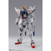 METAL BUILD GUNDAM F91 CHRONICLE WHITE - GUNPLA