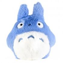 Studio Ghibli Totoro Nakayoshi Blue Medium Plush