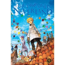 The Promised Neverland, Vol. 09