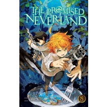 The Promised Neverland, Vol. 08