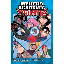 My Hero Academia: Vigilantes, Vol. 6