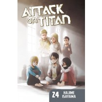 Attack on Titan, Vol. 24