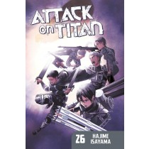 Attack on Titan, Vol. 26