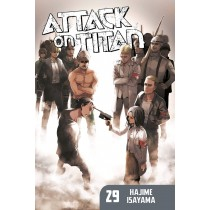 Attack on Titan, Vol. 29