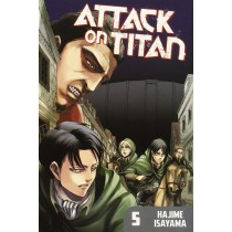 Attack on Titan, Vol. 05