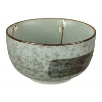 Green Soshun Bowl 13x7cm 500ml