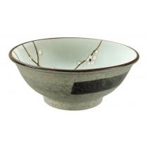 Green Soshun Bowl Ramen 22x9cm 1300ml