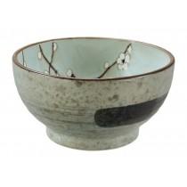 Green Soshun Bowl 17x9cm 950ml