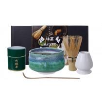 Matcha Green Tea Starter Giftset Shinkai 10.8 x 6.8cm