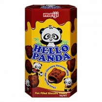 Meiji - Hello Panda Cacao Biscuit Chocolate Flavoured