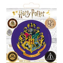 Harry Potter (Hogwarts) Vinyl Sticker Pack