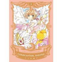 Cardcaptor Sakura Collector's Edition, Vol. 01