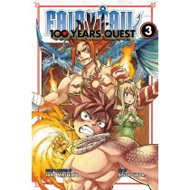 Fairy Tail, 100 years Quest Vol. 03