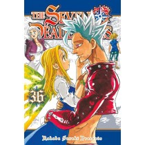 The Seven Deadly Sins, Vol. 36