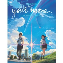 Your Name -Kimi no Na Wa- The Official Visual Guide