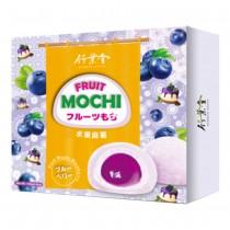 Japanese Style Mochi Fruit Blueberry Flavour