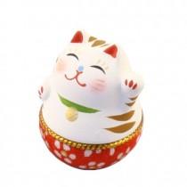 Maneki Neko - Lucky Cat Yura Yura Red Calico