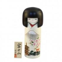 Kokeshi Doll - Fuji