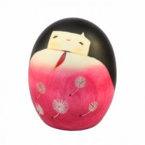 Kokeshi Doll - Happy Tanpopo