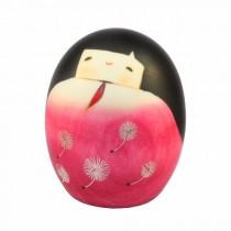Kokeshi Doll - Happy Tanpopo