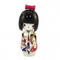 Kokeshi Doll - Kabukie