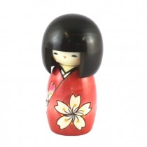 Kokeshi Doll - Large Sakura