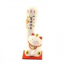 Maneki Neko - Right Long Hand Inviting Money