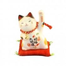 Maneki Neko - Lucky Cat Left Hand Inviting Good People
