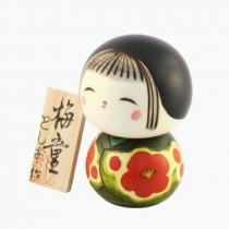 Kokeshi Doll - Umewarabe