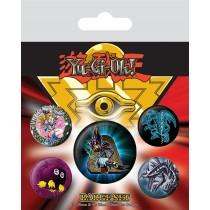 Yu-Gi-Oh! - Badge Pack - Dark Magician