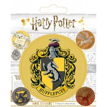 Harry Potter (Hufflepuff) Vinyl Sticker Pack
