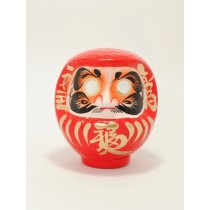 DARUMA - SIZE 2 - ORANGE - SUCCESS IN SCHOOL