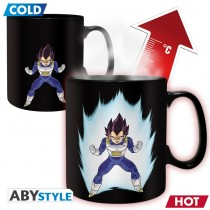 Dragon Ball Z - Mug 460 ml - Heat Mugs Vegeta / Shenron