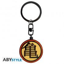 """DRAGON BALL - Keychain """"DBZ/ Kame Symbol"""""""