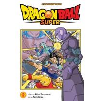 Dragon Ball Super, Vol. 02