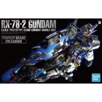 PG GUNDAM RX-78-2 UNLEASHED 1/60 - GUNPLA