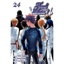 Food Wars!, Vol. 24