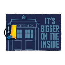 Doctor Who - Doormat - Tardis