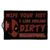 Deadpool - Doormat - Dirty