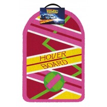 Back to the Future - Doormat - Hoverboard